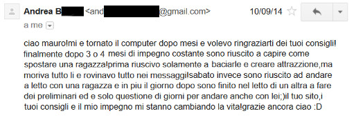 Email Andrea B