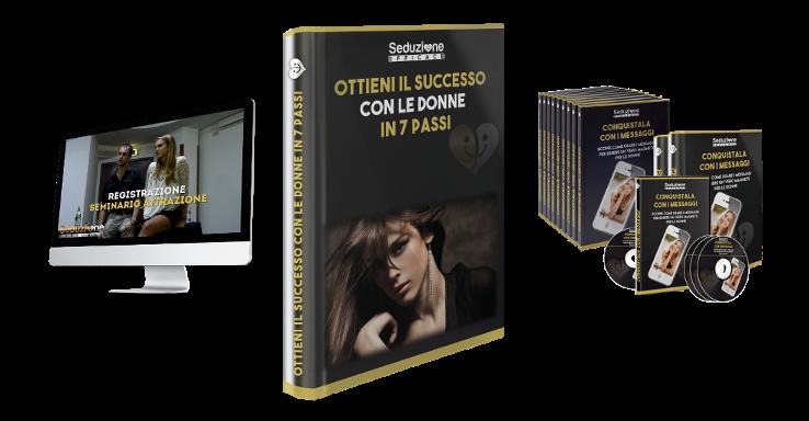 Scopri i prodotti che ti guideranno al successo con le donne