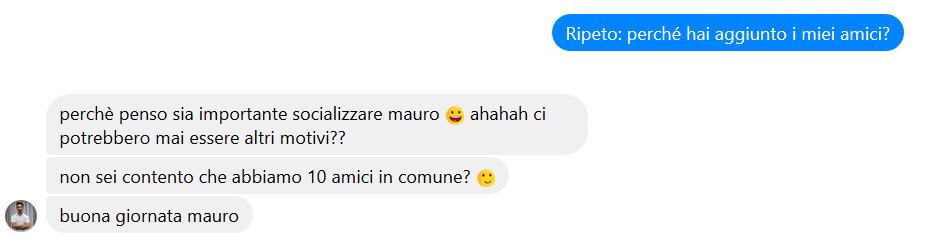 Conversazione con Giulio